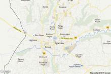 Tripura votes for gram panchayats