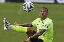 World Cup 2014: Scolari hints at recalling Alves against Germany
