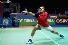 Shuttler Anand Pawar in third round of Canada Open