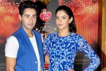 Why did Deeksha Seth make her co-star Armaan Jain nervous?
