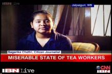 CJ: Tea estate workers in Jalpaiguri face starvation