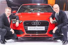 Audi bets big on its upcoming sedan A3; starts production in India before launch