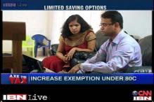 Axe the Tax: Increase tax deduction under 80 C from Rs 1 lakh to 3 lakh