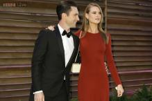Adam Levine walks down the aisle with Behati Prinsloo in Mexico