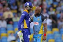 Tino Best, Shoaib Malik fined over CPL altercation