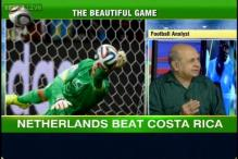 The Beautiful Game: Netherlands beat Costa Rica on penalties to reach semis