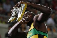 Bolt chides doping officials over Tyson Gay ban