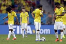 World Cup 2014: Sad Brazil players apologise to fans after another heavy loss
