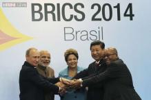 BRICS to set up $100 billion development bank, first President to be from India