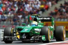F1 team Caterham sold to Kolles-led group