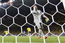 World Cup 2014: German rout is 'inexplicable', says Brazil's Julio Cesar