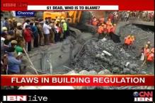 Chennai building collapse brings out major flaws in regulation of multi-storey buildings