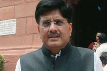 Chhattisgarh rail link on track, 2 more to be expedited: Piyush Goyal