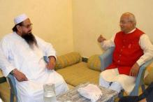 JuD says Saeed discussed Indo-Pak issues with Vaidik