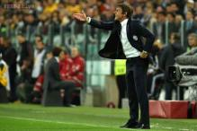 Conte stuns Juventus with shock resignation