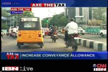 Axe the tax: Hike conveyance allowance in the Budget, urge taxpayers