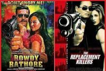 Inspired or copied? 44 Indian movie and TV show posters that are blatant rip-offs of Hollywood movie posters