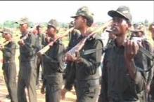 CRPF officer killed in a fierce gun-battle during anti-Naxal operation