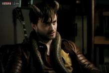 Daniel Radcliffe enjoyed playing 'anti-hero' role in 'Horns'