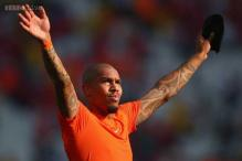 World Cup 2014: Groin tear likely ends Nigel de Jong's campaign