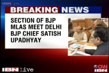 BJP MLAs put pressure on party to form government in Delhi