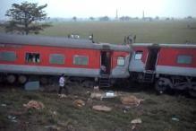 Dibrugarh Rajdhani mishap result of 'suspected sabotage'