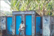 Ending open defecation: Manjhi promises 1.2 crore toilets in 5 years