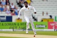 Sri Lanka pacer Eranga ruled out of second Test against South Africa