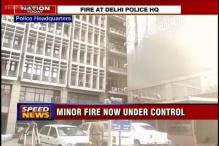 Minor fire breaks out at Delhi Police Headquarters; brought under control