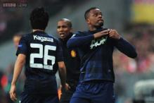 Patrice Evra joins Juventus from Manchester United