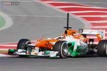 Both Force India cars in top-10 in qualifying for German Grand Prix
