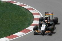 Hulkenberg finishes 7th, Perez 10th as Force India clinch seven points at German GP
