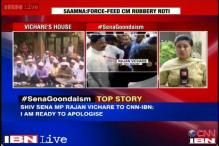 Shiv Sena refuses to apologise, says CM should be force fed 'rubbery rotis'