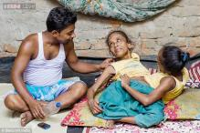 'It was love at first sight!' Conjoined twins Ganga and Jamuna have fallen for the same man and hope for a fairy tale romance