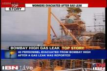 Gas leak at Bombay High Oil Rig, no casualty