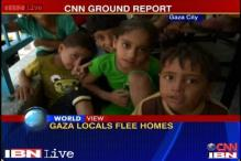 International Red Cross: Hundred more families fled their home