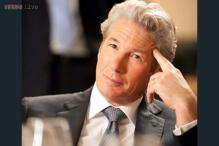 Hollywood actor Richard Gere in Leh for Dalai Lama's discourses