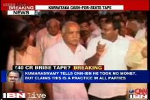 Audio of JDS chief demanding Rs 40 cr for appointment as party MLC released