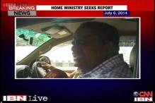 Home ministry seeks report from Karnataka government over Kumaraswamy bribe row
