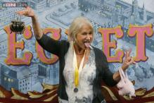 Helen Mirren found Facebook 'intrusive', 'scary'; deleted her profile after a day of signing up