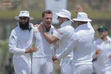 Steyn thanks Donald, rates Galle heroics among his best