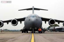 IAF receives 6th C-17 Globemaster III aircraft