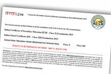 ICSE council places its chief executive under suspension
