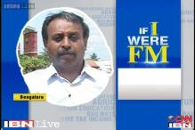 'If I am FM: I will change the attitude of I-T officers'