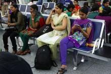 Special flight with 46 Indian nurses freed from Iraq takes off from Mumbai, to land in Kochi