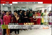 Special flight carrying 46 nurses, 130 other Indians from Iraq to reach Mumbai today
