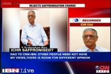 ICHR chief says caste system worked well in ancient times, sparks a debate