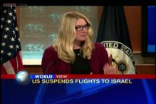 US suspends flights to Israel following security concerns