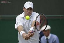 John Isner downs Aussie battler to reach Atlanta semi-finals