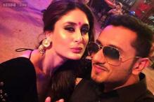 Manish Malhotra designs Kareena Kapoor's look for 'Singham 2' song